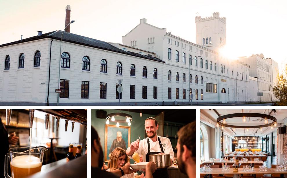 EC Dahls pub & Bryggeri