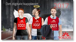 NOKIOS 2017 - Det digitale kappløpet