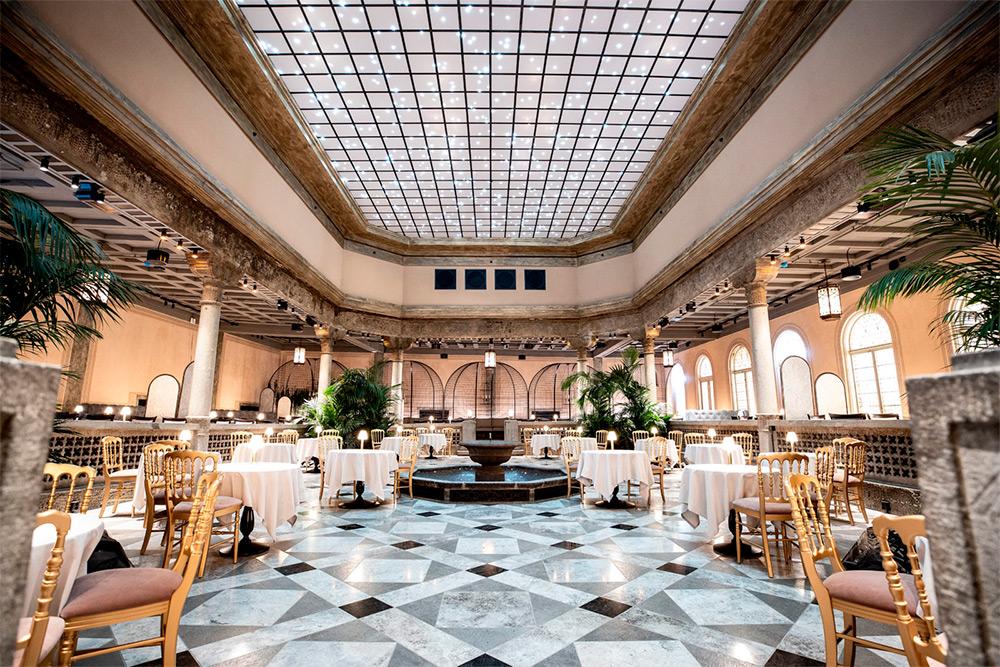 Palmehaven restaurant, Britannia