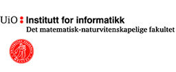 Logo for Institutt for informatikk, Universitetet i Oslo