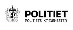 Politiets IKT tjenester logo