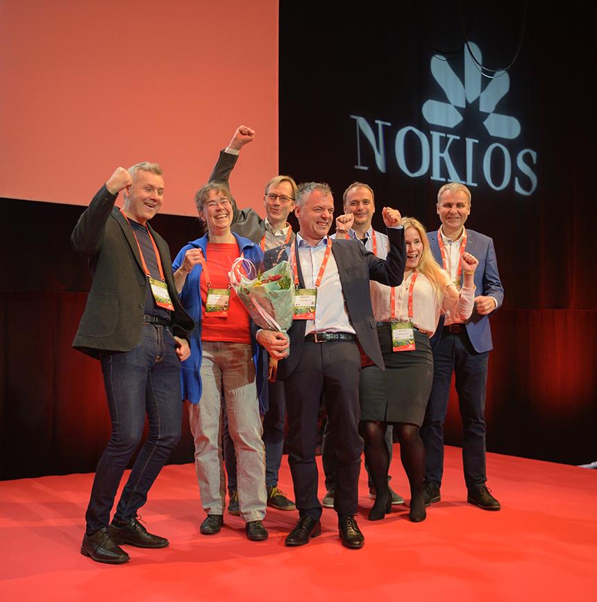 Vinnere av fyrlyktprisen 2019, David Norheim m.fl.