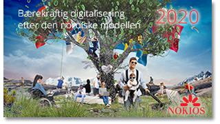 NOKIOS 2020 - Bærekraftig digitalisering etter den nordiske modellen