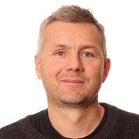 Jan Erik Nerdal portrettbilde